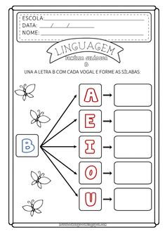 Maternelle Grande Section, Number Tracing, Kindergarten Worksheets, Letters And Numbers, First Grade, Kids Learning, Homeschool, Classroom, Teaching