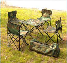 Wholesale Outdoor Folding Tables and Chairs, Leisure Table and Chair