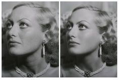 Interesting piece on an early Hollywood glamour photographer who used retouching in the days before Photoshop. Pictured here, his work on Joan Crawford.