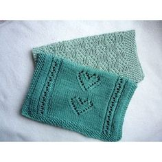 Køkken / vaskeklude Knitted Washcloths, Knit Dishcloth, Washing Clothes, Knit Crochet, Homemade, Embroidery, Stitch, Knitting, Sewing