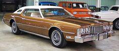 1973 Ford Thunderbird Chestnut Fire Mist Glamour  Group