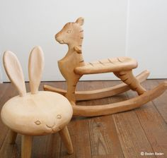 Perfectly whimsical furniture for a whimsical childhood.