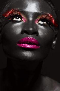 Black Beauty Photographer Yvonne Allaway Keeps it Real