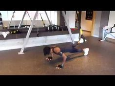 Pushup Burpees on TRX - YouTube