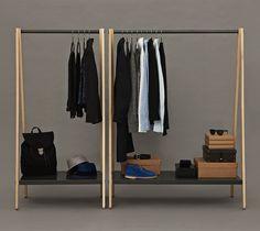 toj clothes rack