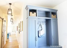 Eldridge Pendants by Ballard Designs  I  via Caitlin Creer Interiors & Hiya Papaya