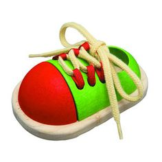 Tie Up Shoe - toys & games