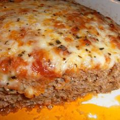 Meatloaf Recipe for Italian Meatloaf - This outstanding Italian Meatloaf recipe is sure to please the entire family, and the leftovers (if you're lucky enough to have any!) are amazing!Recipe for Italian Meatloaf - This outstanding Italian Meatloaf recipe Italian Meatloaf, Cooking Recipes, Healthy Recipes, Oven Recipes, Cooking Blogs, Amish Recipes, Dutch Recipes, Cooking Videos, Recipes For Mince