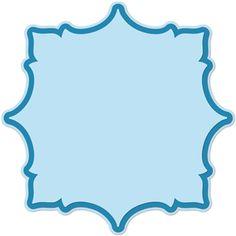 Light Blue Shape