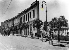 Avenida do Mangue, Centro. Rio de Janeiro, 1915 (?).