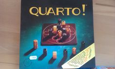 Quarto! game I Am Game, Summer 2014, Games, Bedroom, Do Your Thing, Ideas, Gaming, Plays, Game