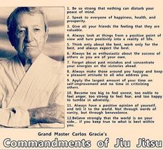 jiu-jitsu-jungle: The commandments of jiu jitsu by Carlos Gracie #jiujitsu #jiu #jiujitsulifestyle #brazil #brazilianjiujitsu #bjjlifestyle #oss by jits_life https://www.instagram.com/p/BAGzfuYBdGy/