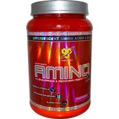 Bsn, Aminox, Endurance & Recovery Agent, Non-Caffeinated, Watermelon, 2.23 Lb (1.01 Kg), Diet Suplements ST