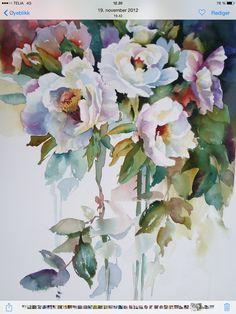 Watercolor 56 x78 cm