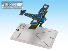 Wings of Glory: 3x3 Sopwith Camel Stackard