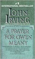 """When asked what my favorite book of all time is, I always answer with """"A Prayer For Owen Meany""""  ~~~  I reread it every year in December."""