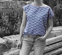 KAREE: Frau Frieda im Sinne des Erfinders