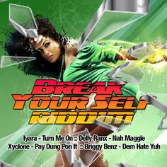 Break Your Self Riddim is a brand new dancehall juggling from RSQTHP Music Group which features Iyara, Delly Ranx , Xyclone and Briggy.