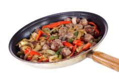 Heart-Healthy Turkey Sausage and Peppers