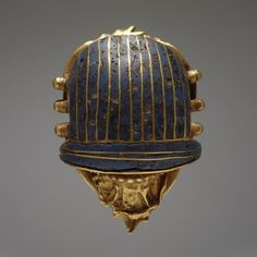 Egyptian Scarab New Kingdom, around 1200 BC