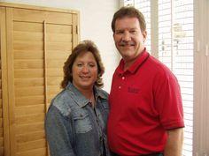 Owners Mike and Linda Herman!