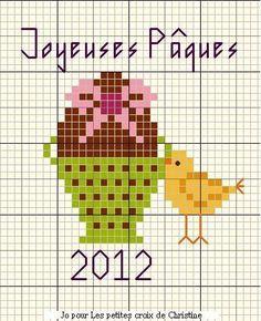 Joyeuses Pâques 2012 (Freebie).