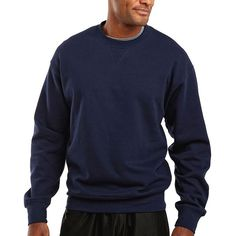 Simply for Sports® Fleece Shirt - jcpenney via Polyvore