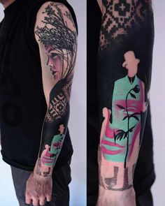 Ukrainian tattoo sleeve tats girl tattoos, sleeve tattoos и Tattoo Girls, Girls With Sleeve Tattoos, Cool Tattoos For Guys, Best Sleeve Tattoos, Great Tattoos, Girl Tattoos, Tatoos, Tattoo Sleeves, Whale Tattoos