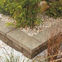 Bradstone Old Town Walling Grey Green coping stones 460L x 195W x 45H 44 Per Pack