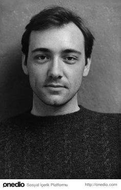 Young Kevin Spacey