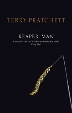 Image result for reaper man book cover