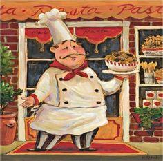 Pasta Chef (K. Tobin)