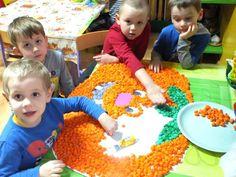 dekoracje jesienne w przedszkolu - Szukaj w Google