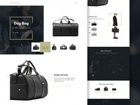 Troubadour Goods - product page