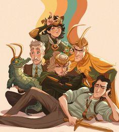 Marvel Comics, Loki Marvel, Marvel Art, Marvel Jokes, Marvel Comic Books, Loki Thor, Disney Marvel, Marvel Funny, Comic Books Art