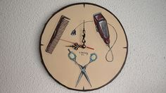 cineva.net Clock, Wall, Home Decor, Watch, Decoration Home, Room Decor, Clocks, Walls, Home Interior Design