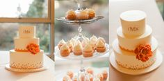 Oval Cake with Sugar Peony and Cupcakes Display.jpg