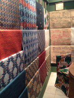 A loja de tecidos JRJ lança coleção inspirada na Tarsila do Amaral - Casa