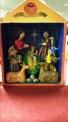 Nativity from Peru