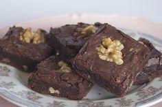 Brownie de nozes e especiarias. Veja como fazer: http://www.casadevalentina.com.br/blog/detalhes/brownie-de-nozes-e-especiarias-3158 #receita #recipes #casadevalentina