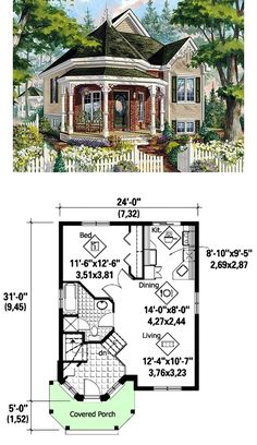 Victorian Cottage House Plans Elegant Plan Pm Victorian Cottage Home Plan Victorian House Plans, Victorian Cottage, Victorian Homes, Irish Cottage, Modern Victorian, Sims House Plans, Small House Plans, Small Cottage Plans, Croquis Architecture