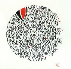Kalligraphie   Kalligraphie und KunstKalligraphie und Kunst
