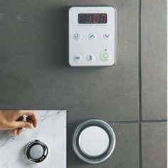 Kohler Steam shower interface