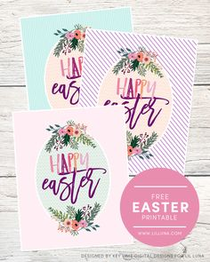 FREE Happy Easter Pr