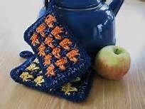 scrubby yarn crochet dishcloth patterns - Yahoo Image Search Results