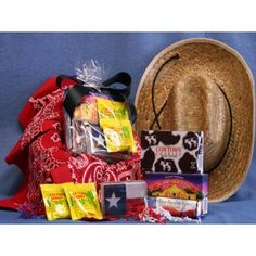 Texas Round Up Texas Gift Basket $64.95 | Food Gifts | Pinterest ...
