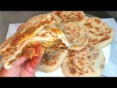 Ľahko mleté mäso plnené chlebom ľahké ako pierko chutné aj pre začiatočníka # 90 - YouTube Carne Picada, Turkish Recipes, Galette, Mediterranean Recipes, Crepes, Starters, Easy, French Toast, Beef