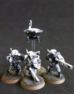 Tau Firewarrior Team