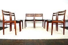 Brande Danish Teak Dining Chair - TOP-DESIGNCLASSIX