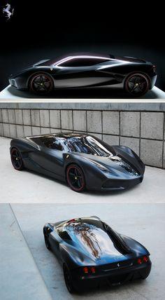 Ferrari 460 Tifosi Concept